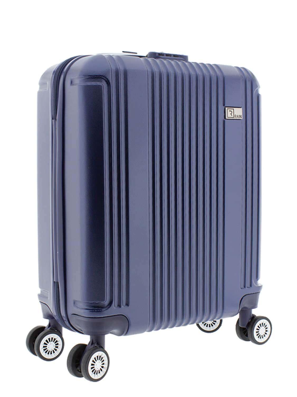 Μικρή Βαλίτσα Καμπίνας ABS Rain RB9028C Blue 55εκ
