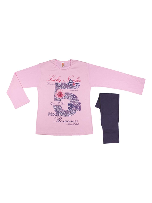 pitzama koritsi nc520 roz gr