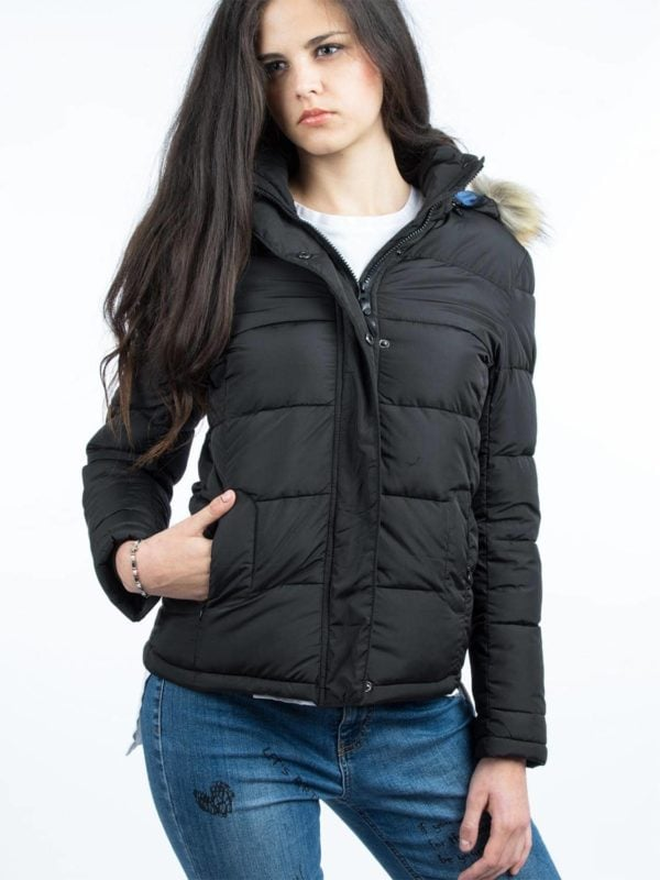 jacket ginaikeio ICTw06mavro 2