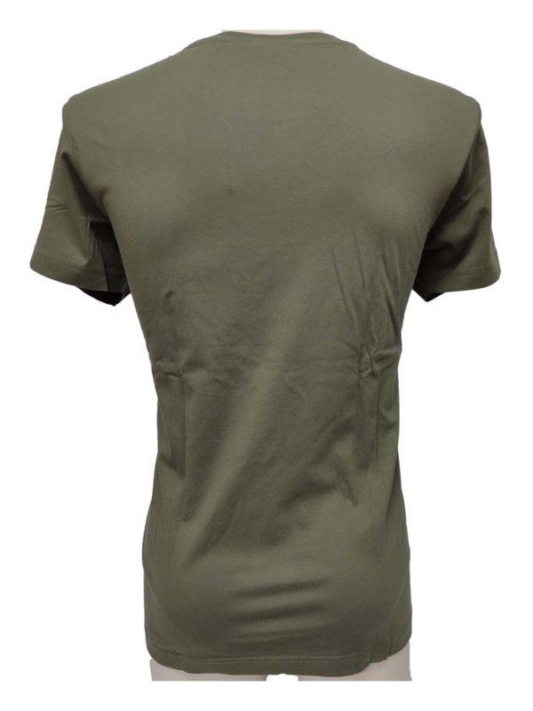 t-shirt ADM1121430004 khaki 2