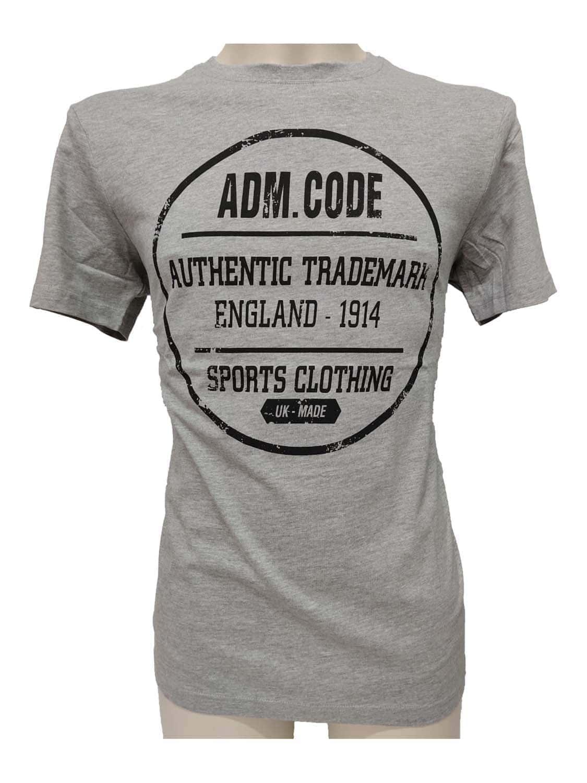 t-shirt ADM1121440015 melange 1