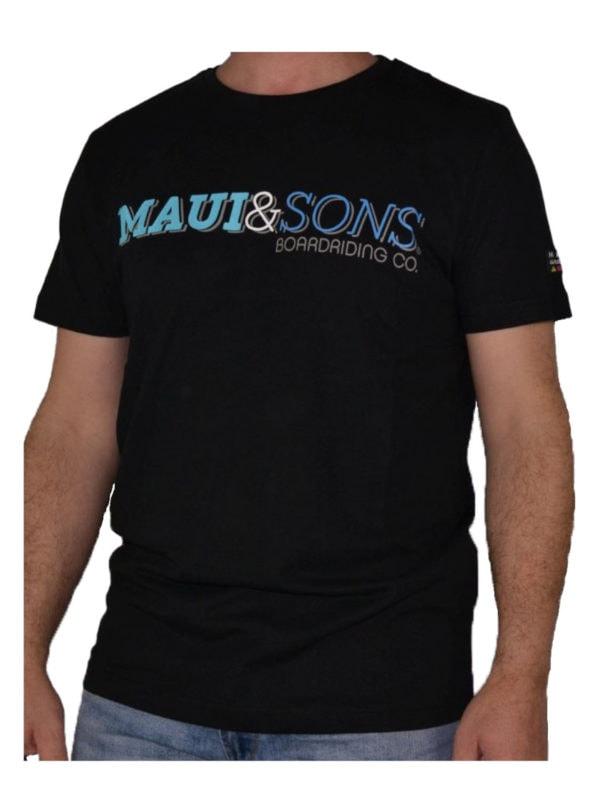 t-shirt MAU 002atiko mayro