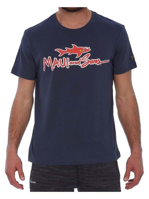 t-shirt MAU 001nox mple 1