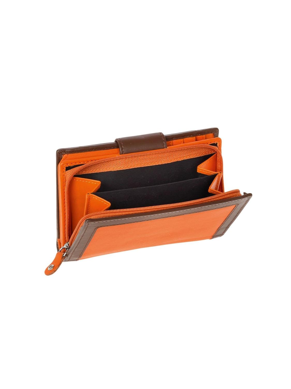 gynaikeio portofoli lavor 3435 portokali 3