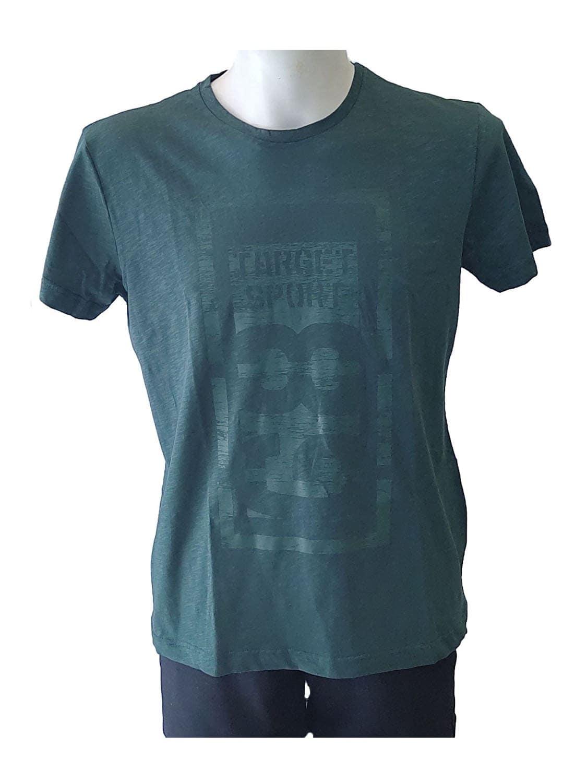 t-shirt target s20-56022 kyparissi melanze 1