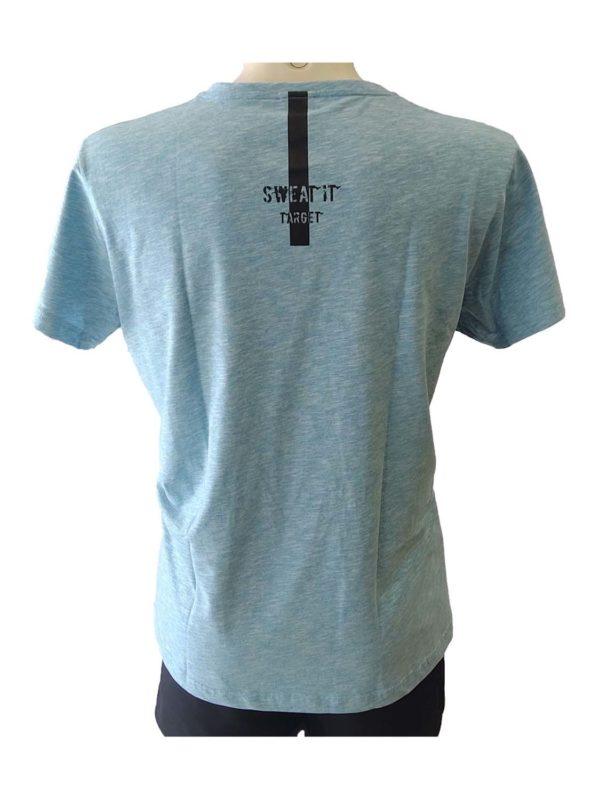 t-shirt target s20-56442 tyrkoyaz melanze 2