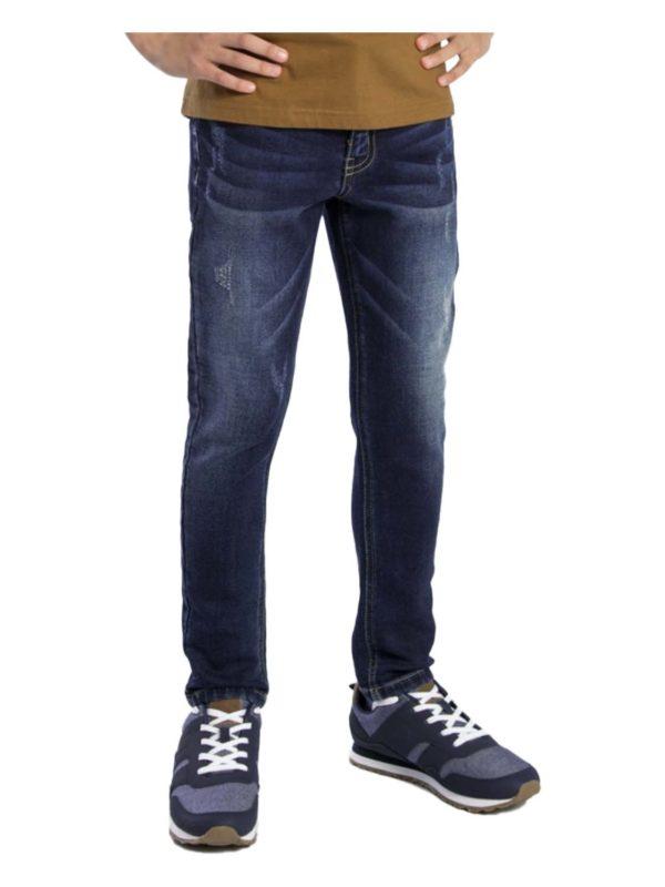 panteloni FNK 221-112109-1 blue jean