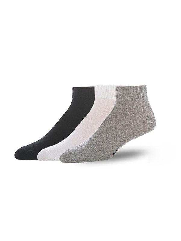 kaltses XCD 3p-ankle black-gray-white