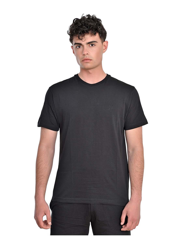 t-shirt TARGET M-54000 mavro