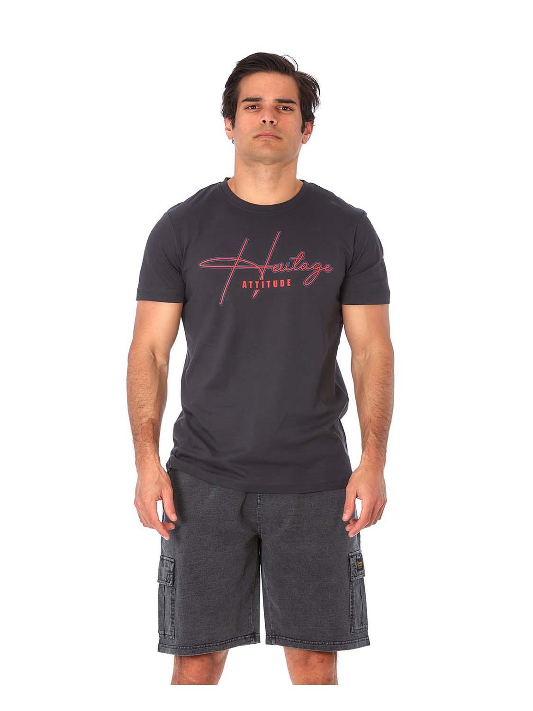 t-shirt ADM 1121460034 PHANTOM anthraki