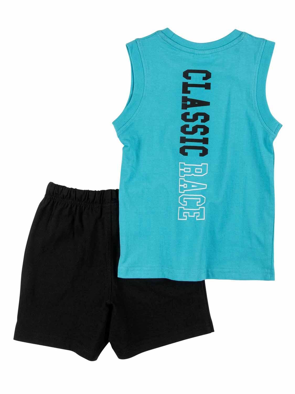 set FNK 121-301116-2 turquoise-black 2