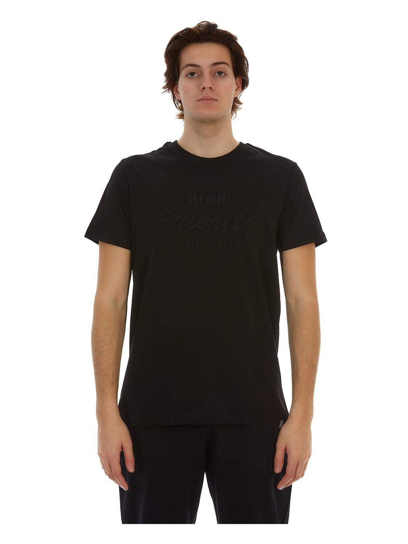 t-shirt ADM SPID mavro
