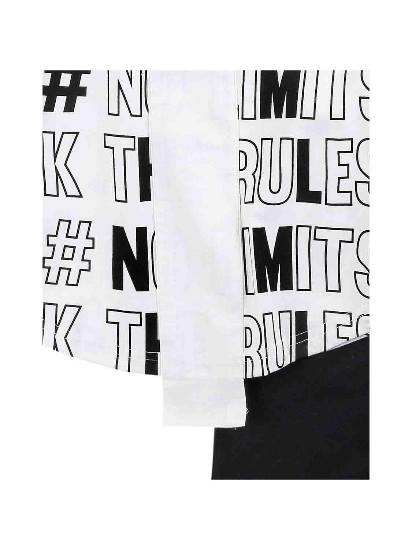 FNK 121-102109-1 white-black 4
