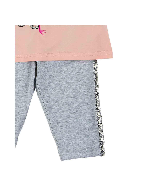 FNK 121-719126-1 pink-grey melange 3