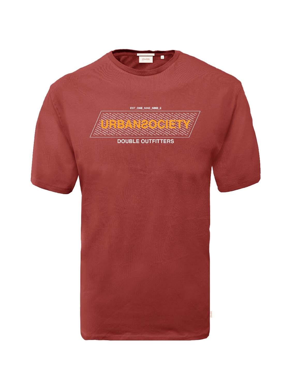 t-shirt DBL TS-164 Deep Red
