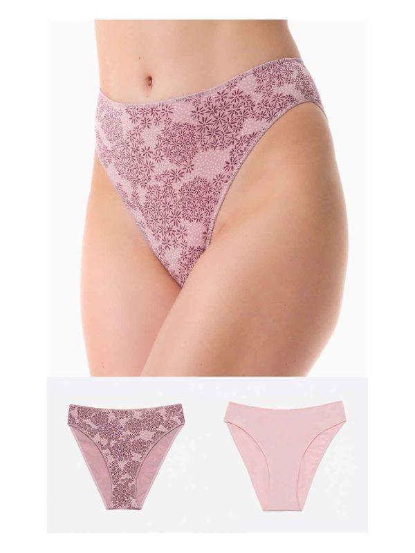 MIN 81322 c2p pink-bordeaux daisy 1