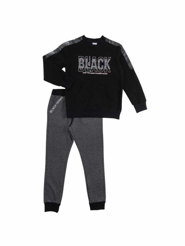 FNK 222-117145-1 black-grey