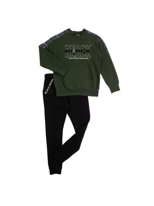 FNK 222-117145-2 khaki-black